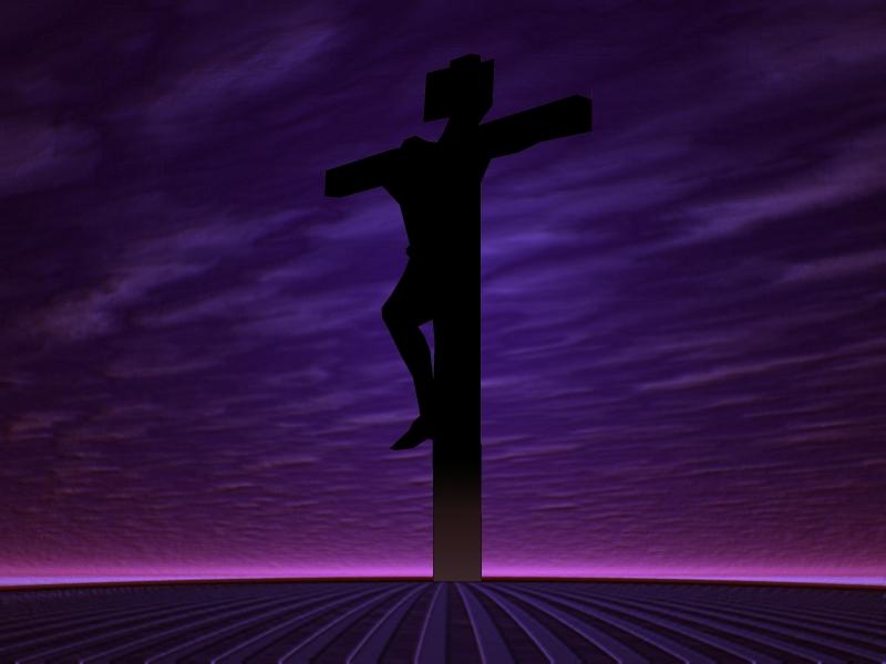 Jesus on Cross (Jesus' Last Statements)