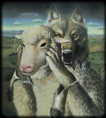 Wolf in sheep clothing - 2