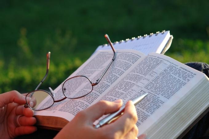 Studying-Gods-Word