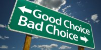 Bon choix - Mauvais choix