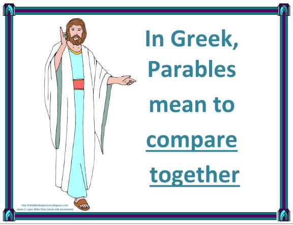 parables-compare-together