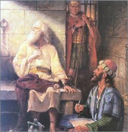 Paul-in-a-Roman-prison