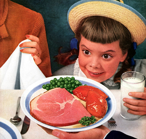 meat-and-child