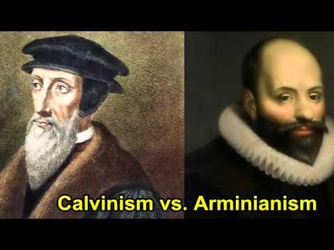 Calvinism vs. Arminianism