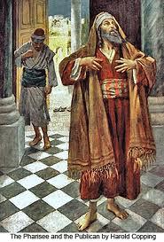 Pharisees Temple