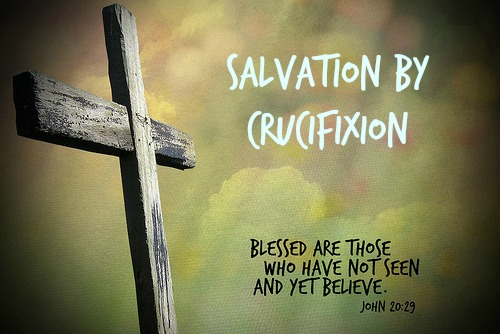 Salvation by Cross