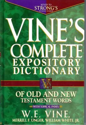 The complete word study dictionary new testament online