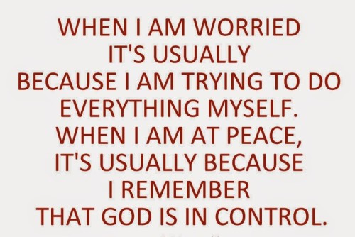 God is in total control (2)