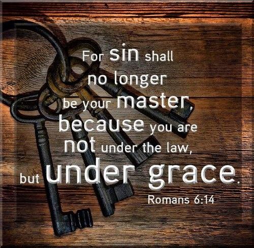 Sin not master