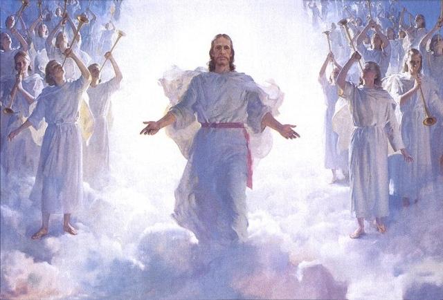 Jesus Second Coming-14