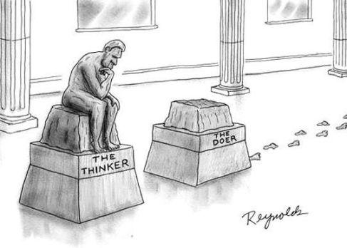 Doer vs. Thinker