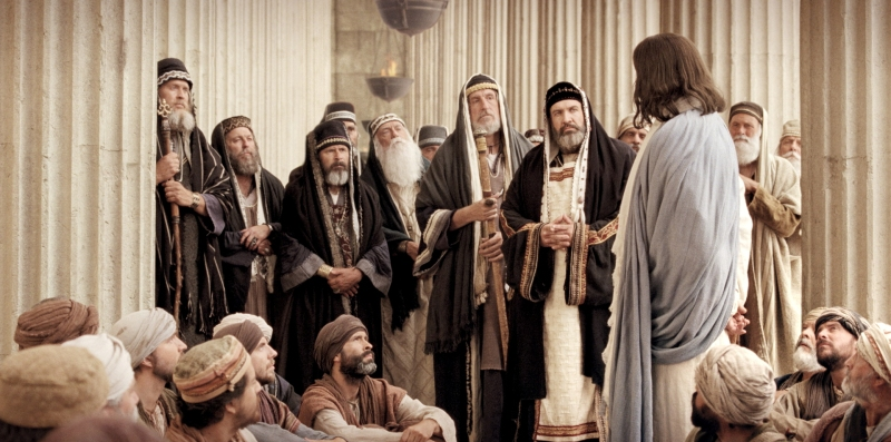 Image result for jesus and the sadducees.