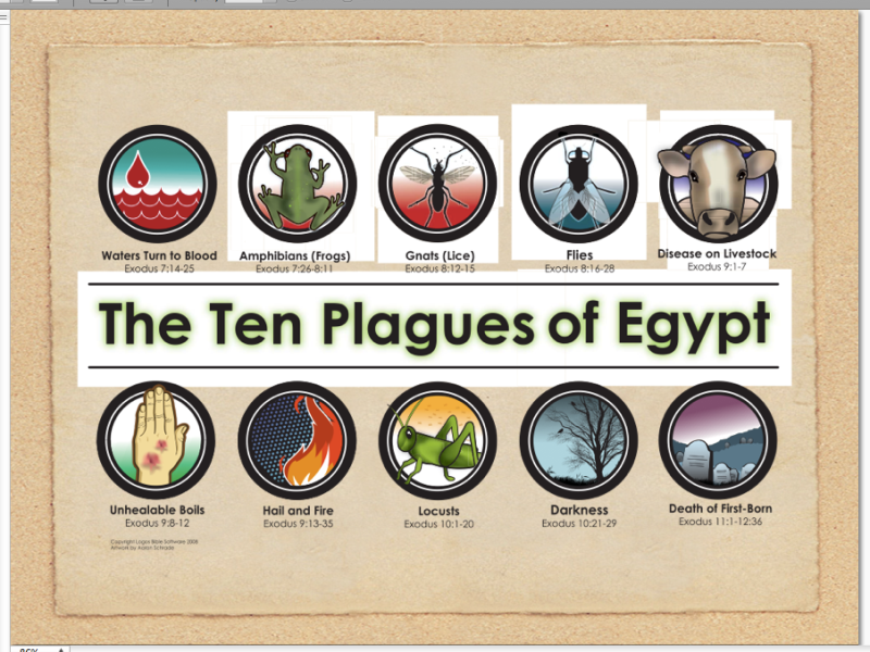 egyptian-plagues