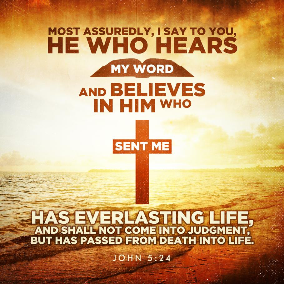 Eternal Life vs. Eternal Security ~ What is Salvation?